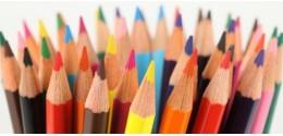 Crayons & fusains