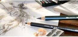 Crayons Graphite et monochrome