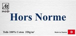 Châssis Entoilé Format Hors Norme