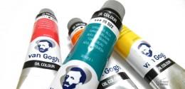 Peinture à l'huile fine 20 mL - Van gogh