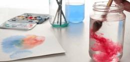 Pinceaux pour Aquarelle