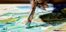 Pinceaux pour huile et acrylique