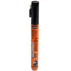 Decomarker 1.2mm Orange Clair