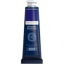 Huile Fine Lefranc Bourgeois - 40ml - Bleu outremer