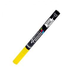 4Artist Marker Pébéo - pointe ronde 2mm - Jaune