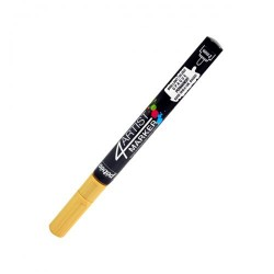 4Artist Marker Pébéo - pointe ronde 2mm - Or