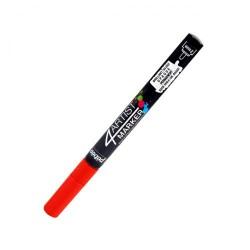 4Artist Marker Pébéo - pointe ronde 2mm - Rouge