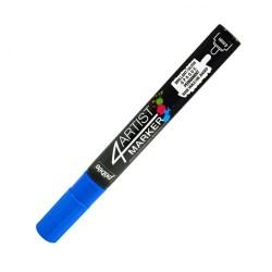 4Artist Marker Pébéo - pointe ronde 4mm - Bleu foncé