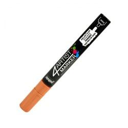 4Artist Marker Pébéo - pointe ronde 4mm - Cuivre