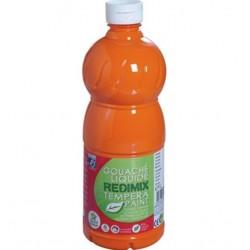 Gouache liquide Lefranc Bourgeois 1L - Orange