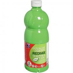 Gouache liquide Lefranc Bourgeois 1L - Vert clair