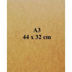 Planche à dessins en bois format A3