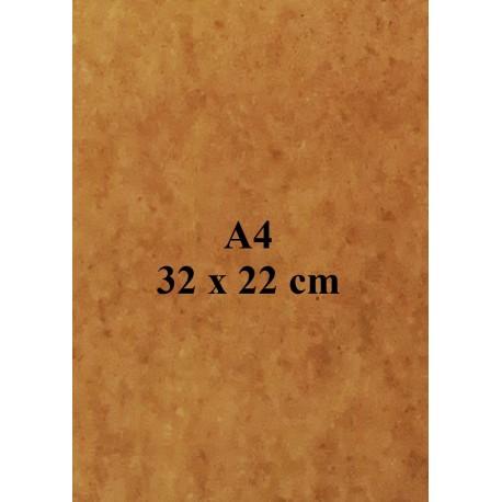 Planche à dessins en bois format A4