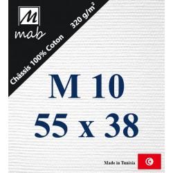 Châssis Entoilé Format Marine M10 : 55x33