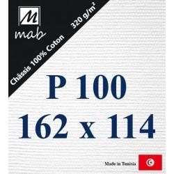 Châssis Entoilé Format Paysage P100 : 162x114