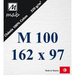 Châssis Entoilé Format Marine M100 : 162x97