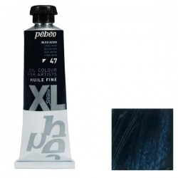 Peinture à l'huile Fine Studio XL - 37ml - BLEU ACIER