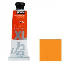 Peinture à l'huile Fine Studio XL - 37ml - ORANGE CADMIUM IMIT