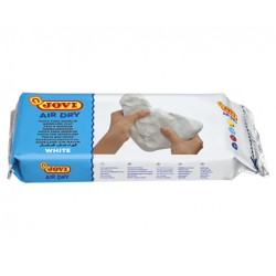 Pâte Autourcrissante à l'air pâte de 250g blanc - Jovi