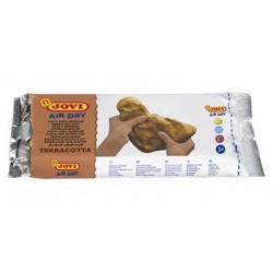 Pâte Autourcrissante à l'air pâte de 250g terracotta - Jovi