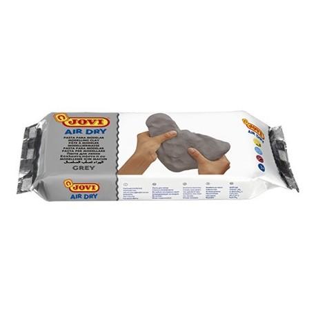Pâte Dry Autourcrissante à l'air pâte de 500g gris - jovi