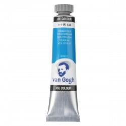 Couleurs à l'Huile 20 ml Bleu Céruléum