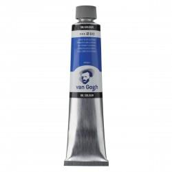 Couleurs à l'Huile 200 ml Bleu Cobalt (Outremer)