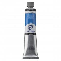 Couleurs à l'Huile 200 ml Bleu Céruléum (Phtalo)