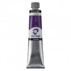 Couleurs à l'Huile 200 ml Violet