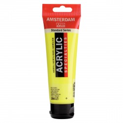Standard Series Acrylique Tube 120 ml Jaune reflex 256