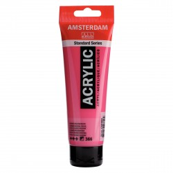 ACRYLIQUE ROSE QUINACRIDONE 120ML