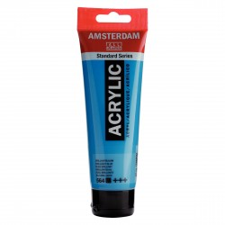 ACRYLIQUE BLEU BRILLANT  120 ML