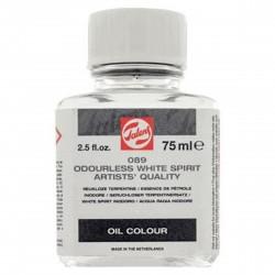 Diluants Essence de Pétrole Inodore Flacon 75 ml