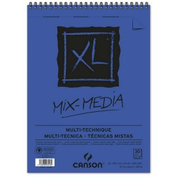 Album Mix-Media XL  A4 - 300 g/m², 30 F - 29.7 x 21 cm - Canson