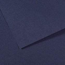 Feuille Mi-Teintes Bleu Indigo 140 - A3 - 160g/m² - Canson