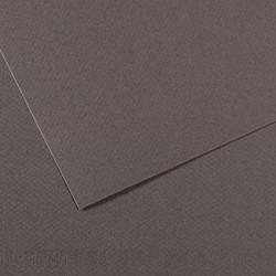 Feuille Mi-Teintes Gris Ardoise  345 - A3 - 160g/m² - Canson