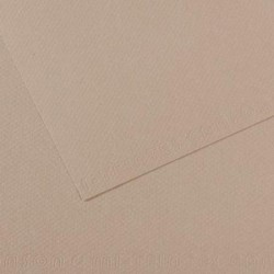 Feuille Mi-Teintes Gris Flanelle 122 - A3 - 160g/m² - Canson