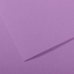 Feuille Mi-Teintes Myrtille 113 - A4 - 160g/m² - Canson