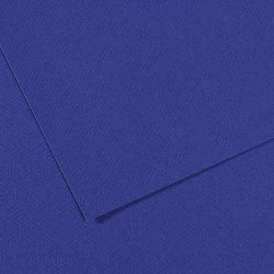 Feuille Mi-Teintes Outremer 590 - A4- 160g/m² - Canson