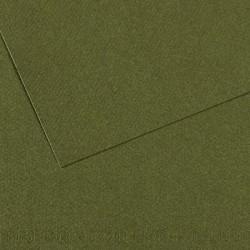 Feuille Mi-Teintes Vert Océan 448 - A4 - 160g/m² - Canson