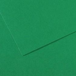 Feuille Mi-Teintes Vert Billard 575 - A4 - 160g/m² - Canson