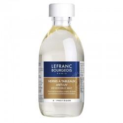 Vernis mat à tableaux (anti-UV) 250 ml - Lefranc Bourgeois