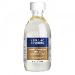 Vernis satiné à tableaux (anti-UV) 250 ml - Lefranc & Bourgeois