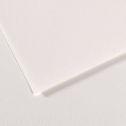 Feuille Mi-Teintes Blanc 335 - A4 - 160g/m² - Canson