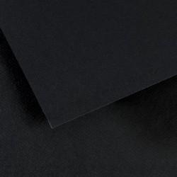 Feuille Mi-Teintes Noir 425 - A4 - 160g/m² - Canson