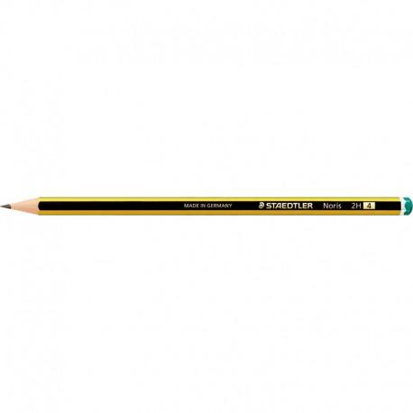 Crayon Graphite Noris 2H - Staedtler