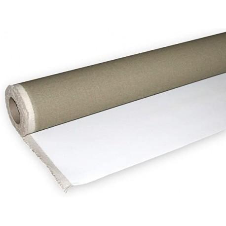 Rouleau toile à peindre 100% coton 2.12 m x 10 m - Artist