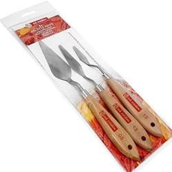 Set de 3 Couteaux à Peindre - Talens