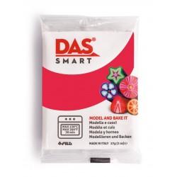 Pâte polymère Rouge Carmin 57g - DAS Smart