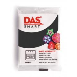 Pâte polymère Noir 57g - DAS Smart